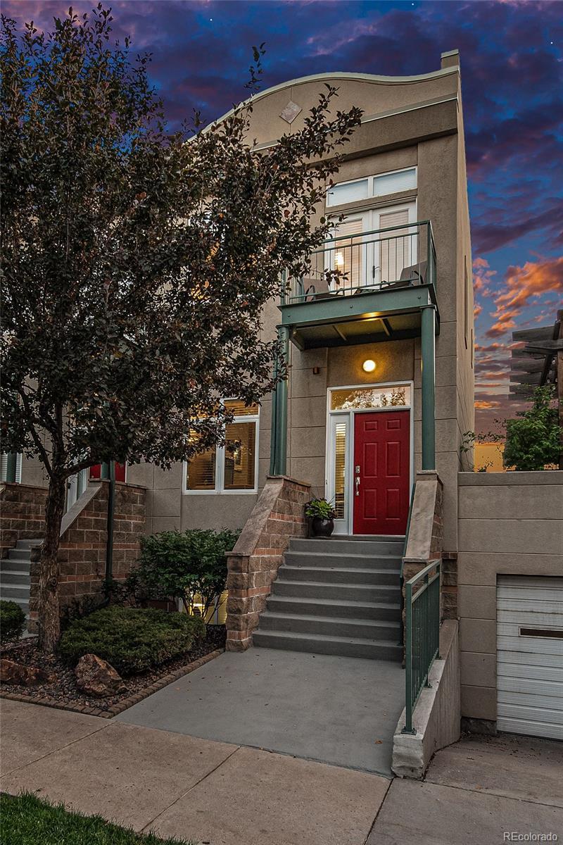 1575 N Emerson Street #F Property Photo - Denver, CO real estate listing