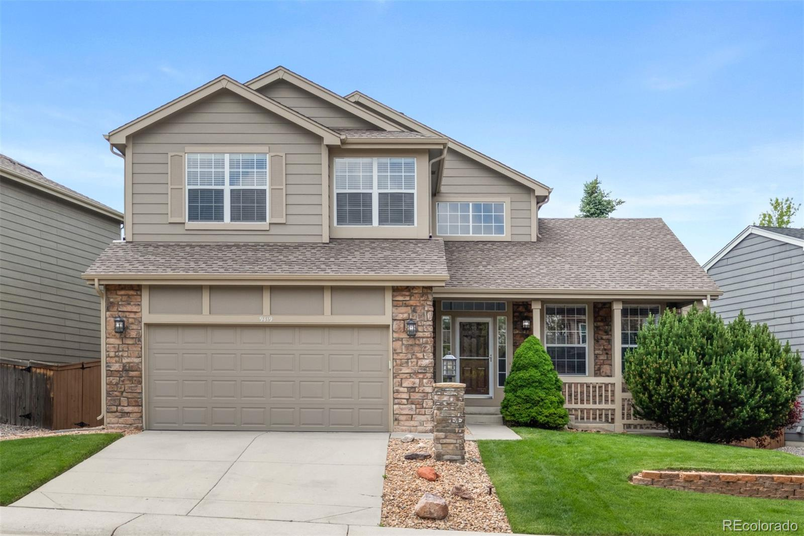 9419 Burgundy Place Property Photo - Highlands Ranch, CO real estate listing
