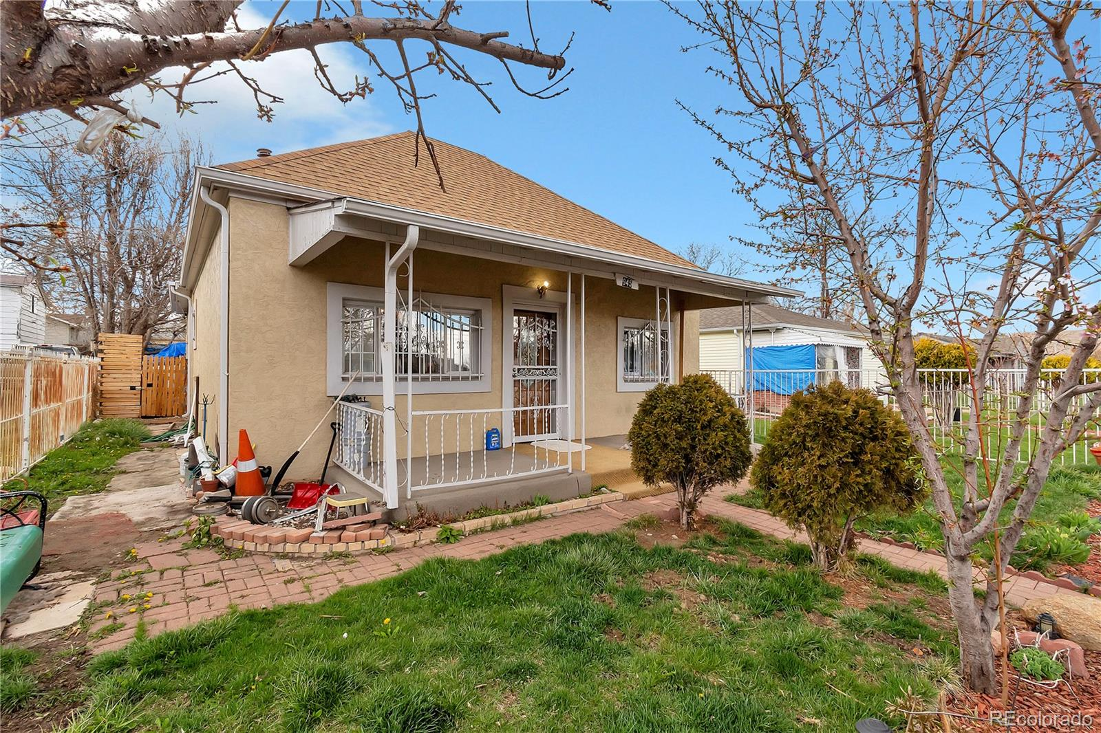 945 Julian Street Property Photo - Denver, CO real estate listing