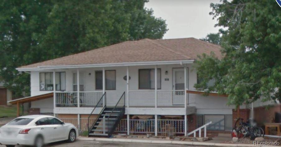 1702 Greeley Drive Property Photo - Loveland, CO real estate listing