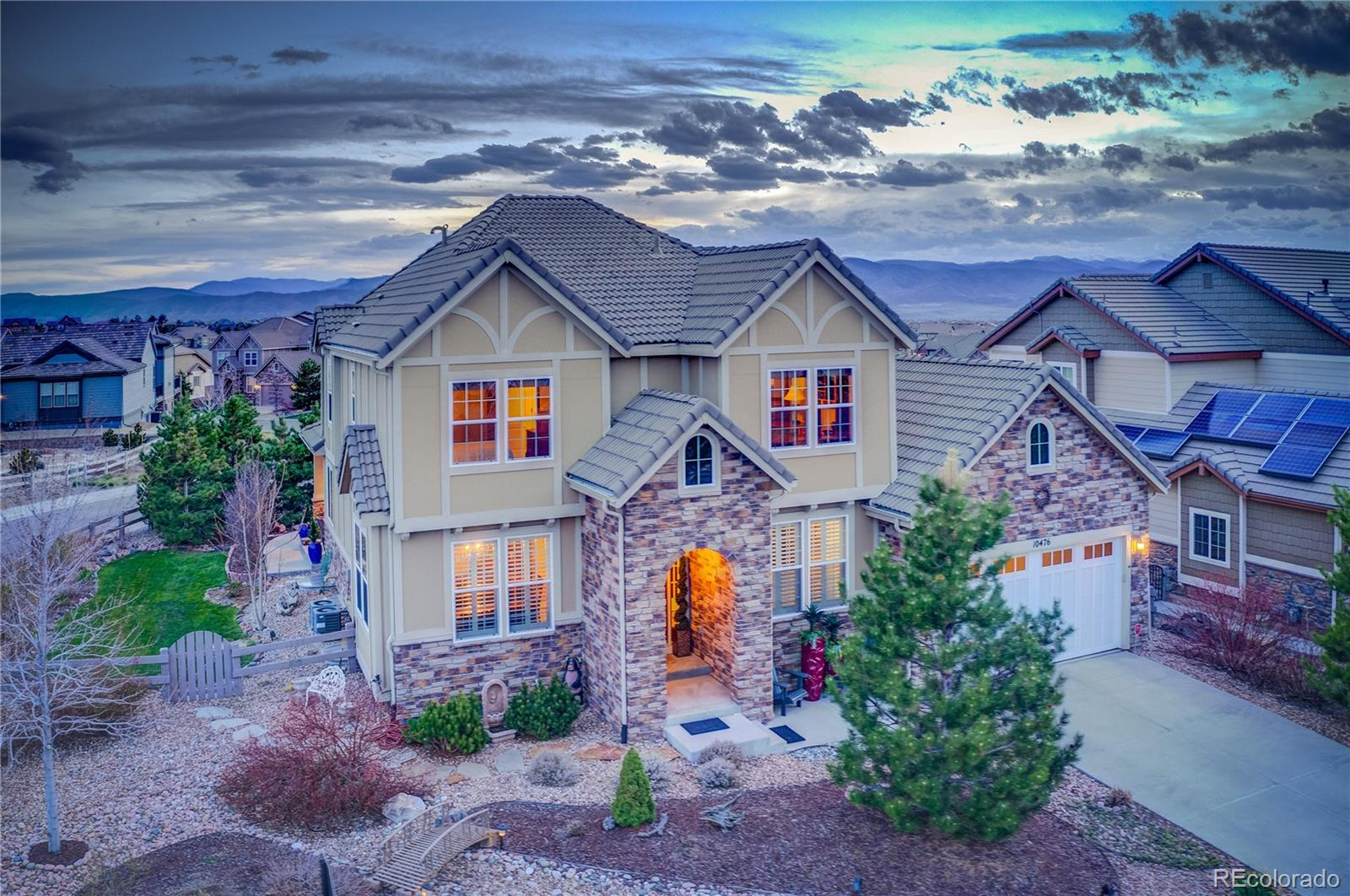 10476 Skyreach Road, Highlands Ranch, CO 80126 - Highlands Ranch, CO real estate listing