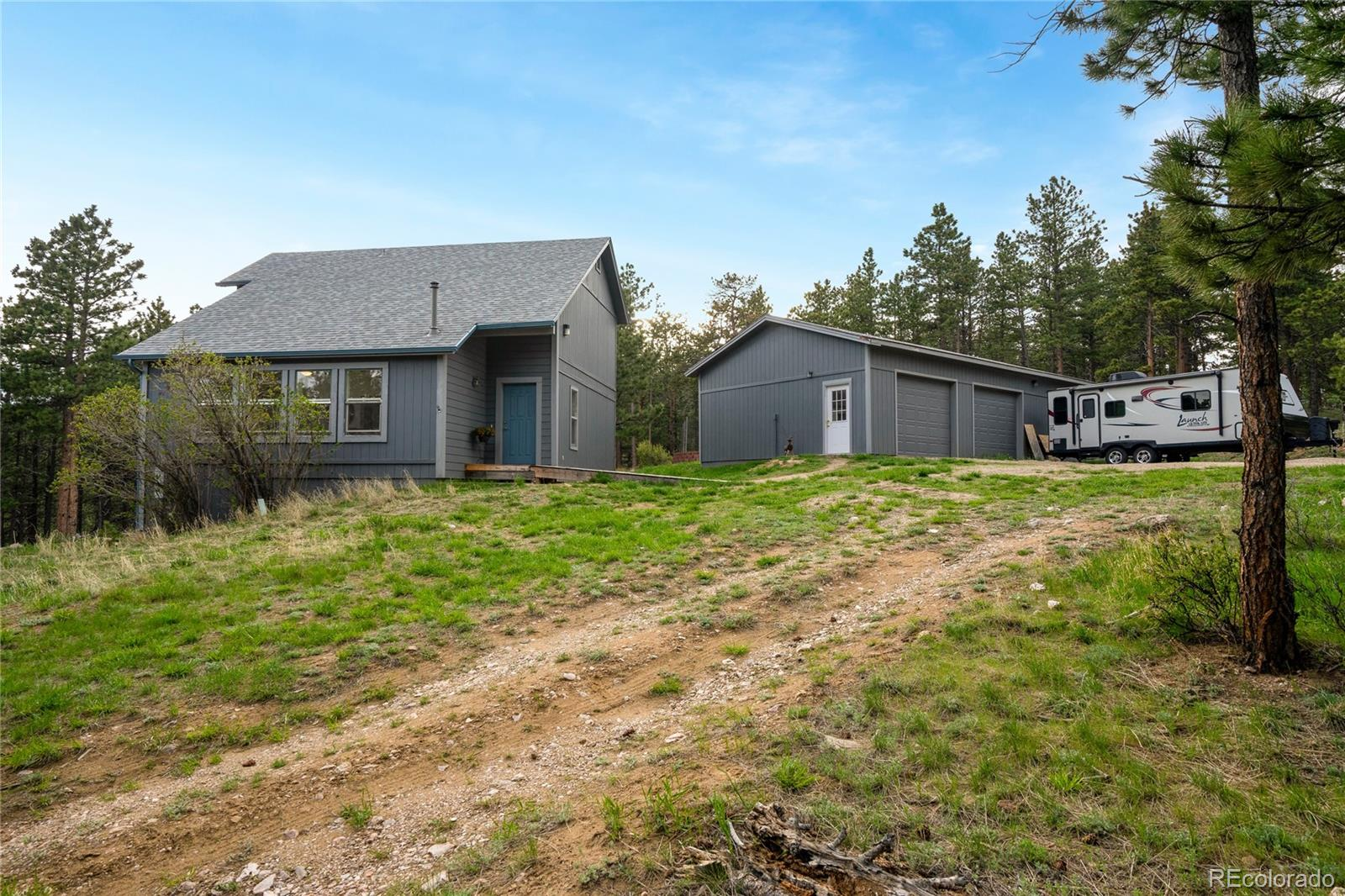 239 Skinner Gulch Road Property Photo - Loveland, CO real estate listing
