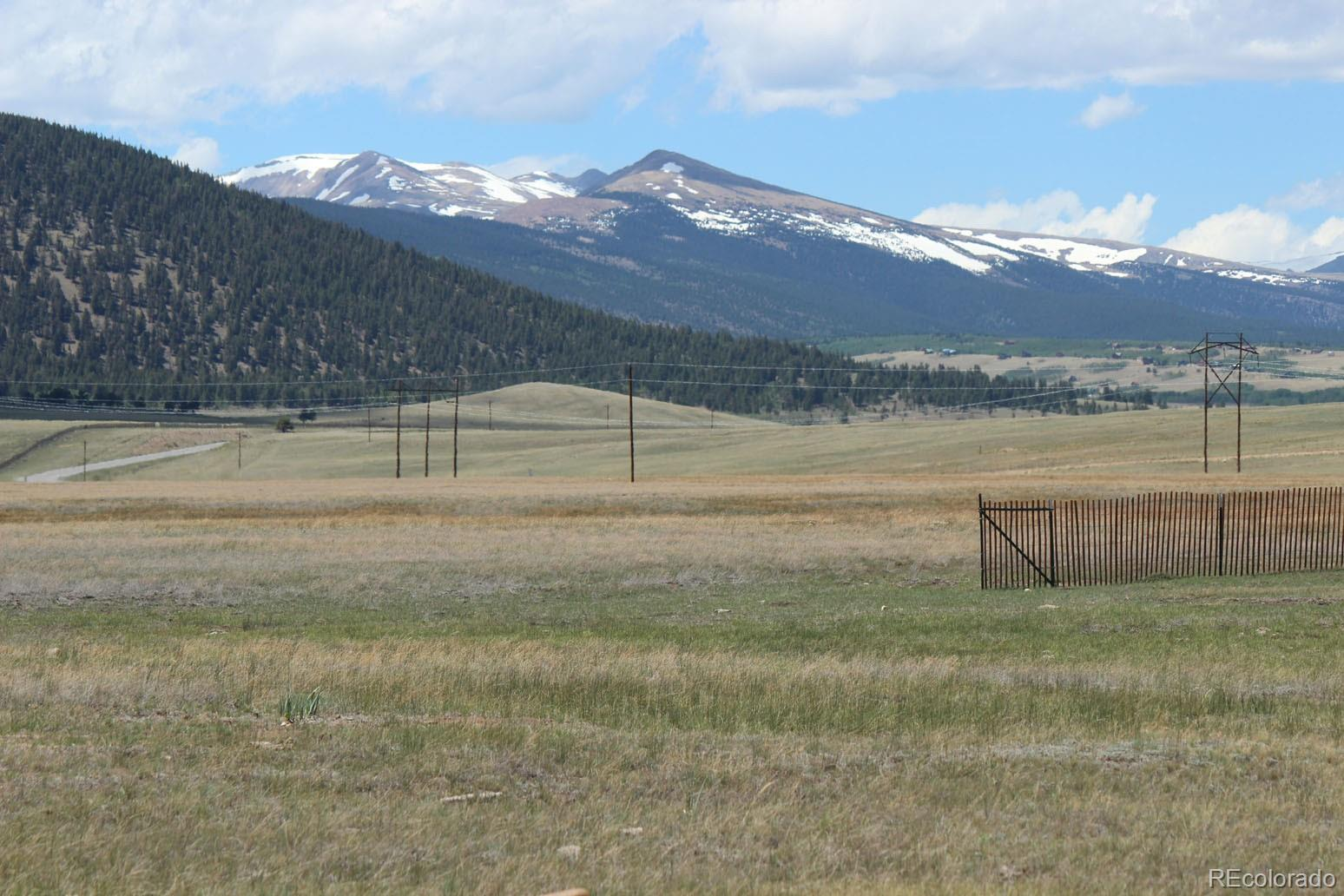 Rogers Drive Property Photo - Hartsel, CO real estate listing