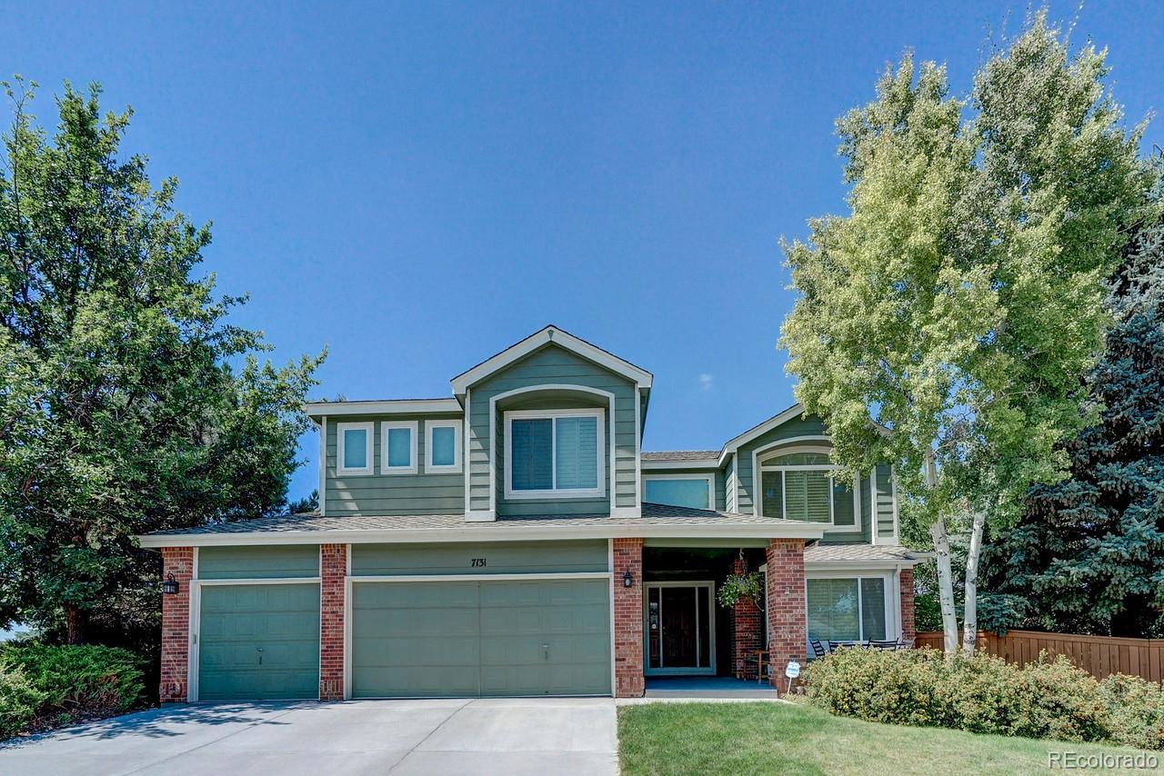 7131 Mountain Brush Circle, Highlands Ranch, CO 80130 - Highlands Ranch, CO real estate listing