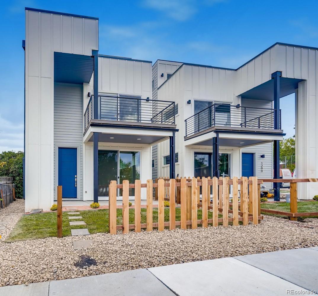 1299 Newton Property Photo - Denver, CO real estate listing