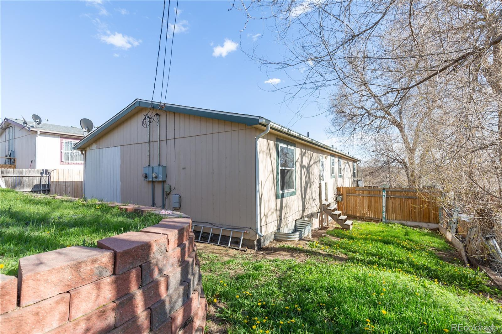 4511 W Alaska Place #B Property Photo - Denver, CO real estate listing