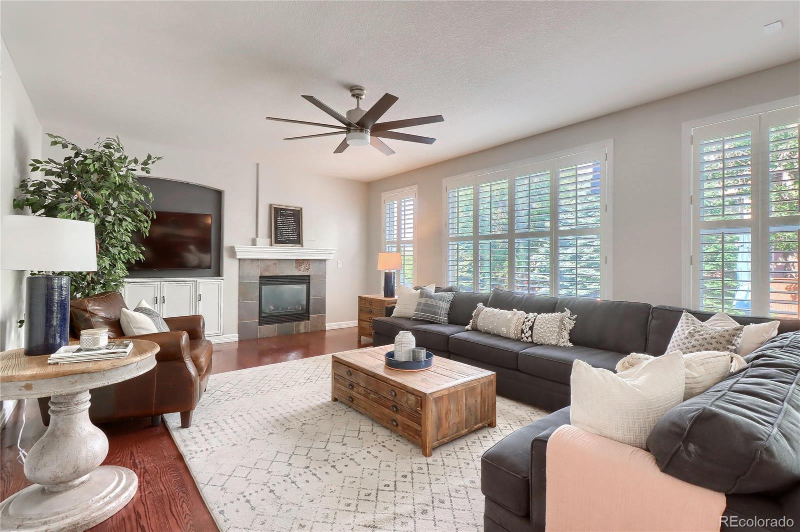 721 Ridgemont Circle Property Photo - Highlands Ranch, CO real estate listing