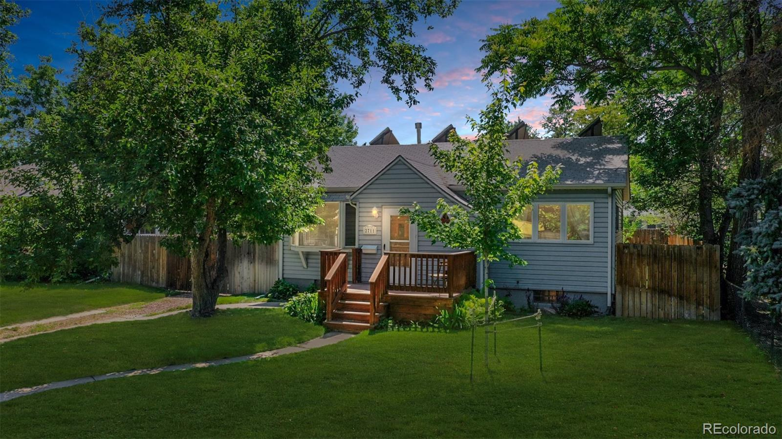 2711 S Pearl Street Property Photo - Englewood, CO real estate listing