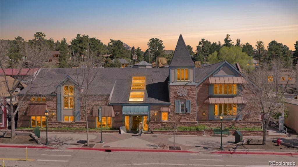157 W Elkhorn Avenue, Estes Park, CO 80517 - Estes Park, CO real estate listing