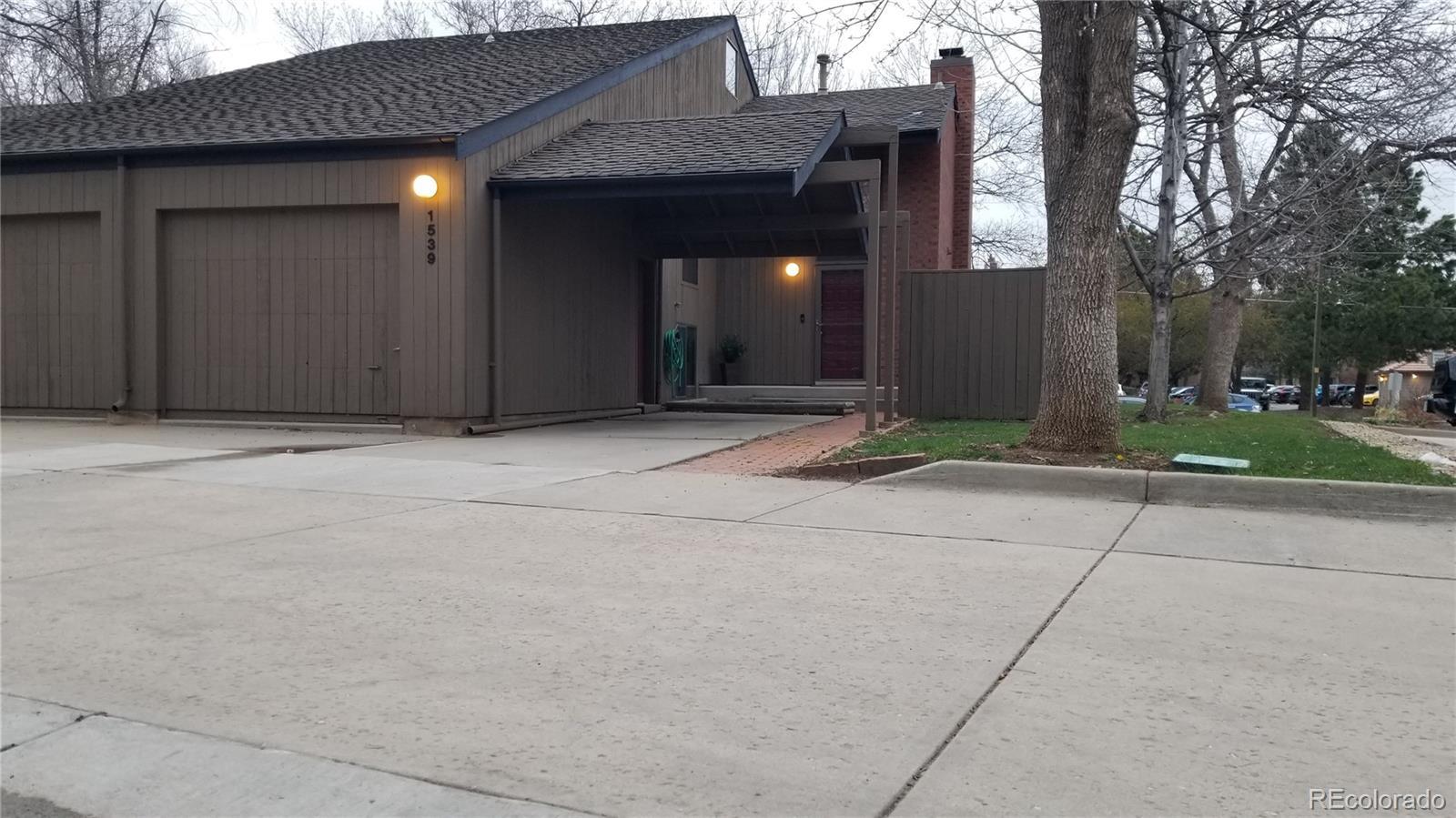 1539 1539 48th Property Photo - Boulder, CO real estate listing
