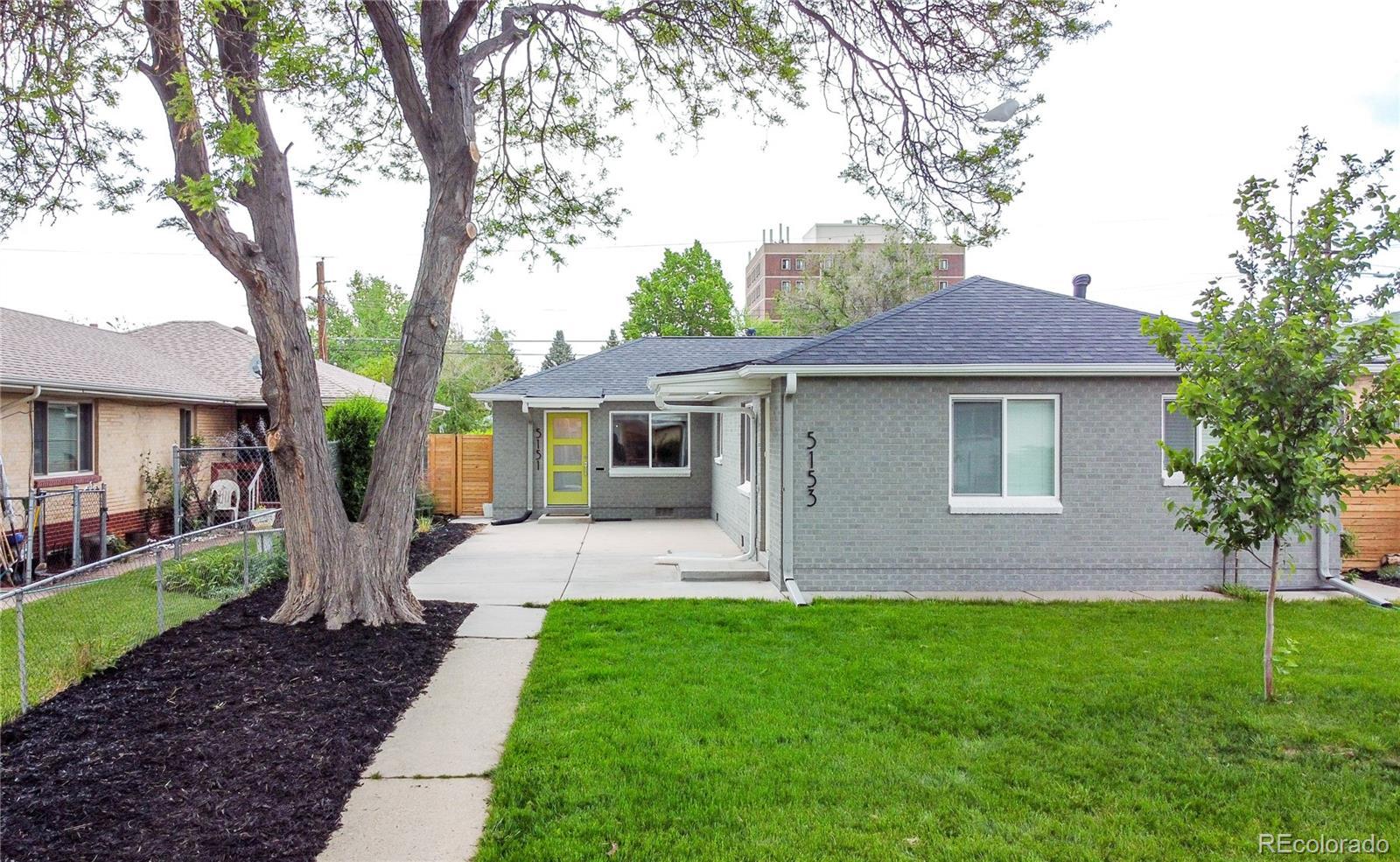 5151 E Thrill Place Property Photo - Denver, CO real estate listing