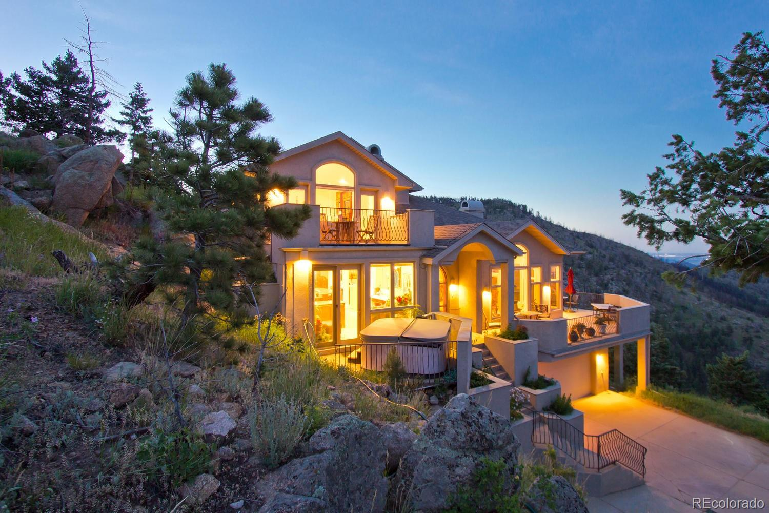 7400 Sunshine Canyon Drive Property Photo - Boulder, CO real estate listing