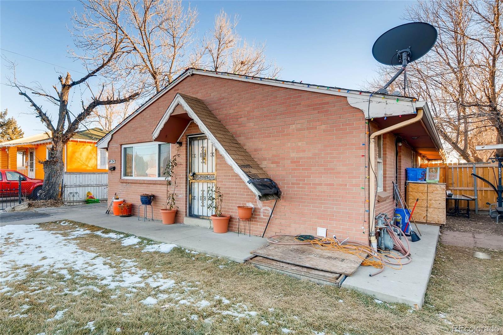 4622-4624 W 10th Avenue Property Photo - Denver, CO real estate listing