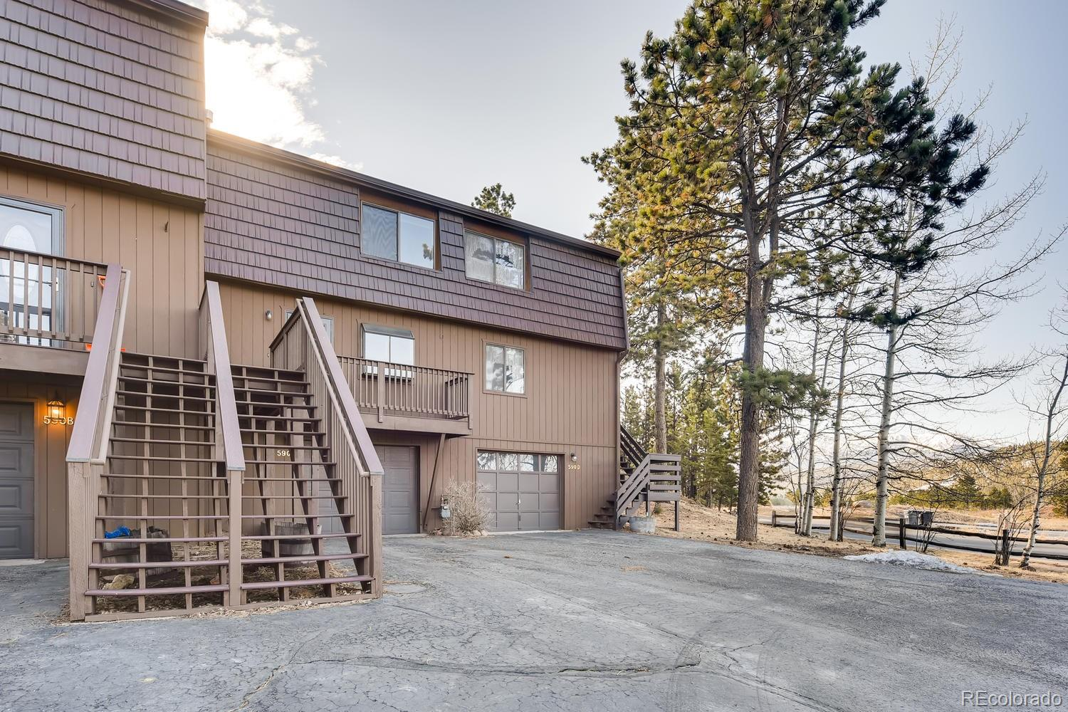 590 Manor Court #C Property Photo - Woodland Park, CO real estate listing
