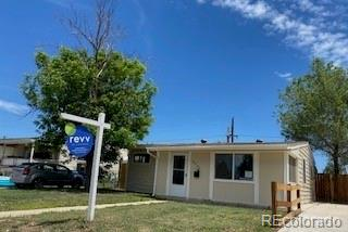 6950 Birch Street Property Photo - Commerce City, CO real estate listing