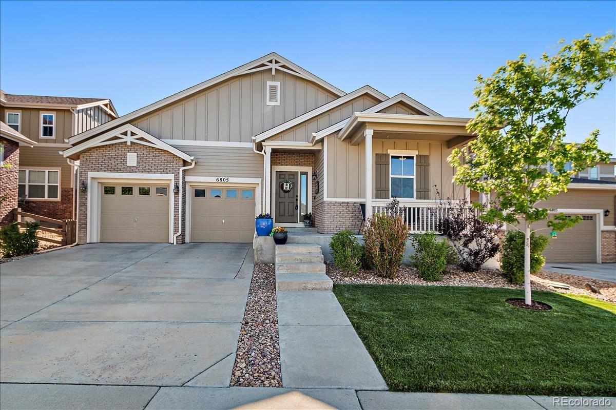 6805 S Quantock Way Property Photo - Aurora, CO real estate listing