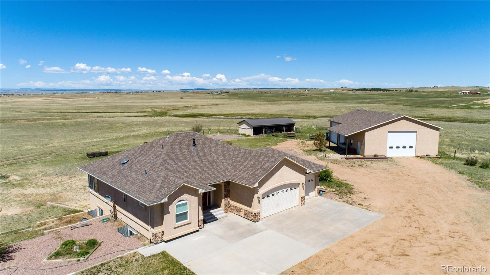 12980 Soap Weed Road, Calhan, CO 80808 - Calhan, CO real estate listing