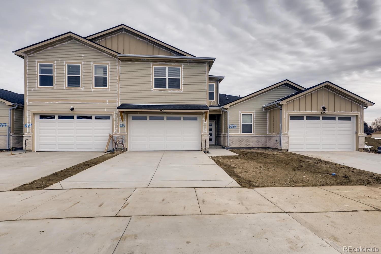 689 Stonebridge Drive Property Photo - Longmont, CO real estate listing