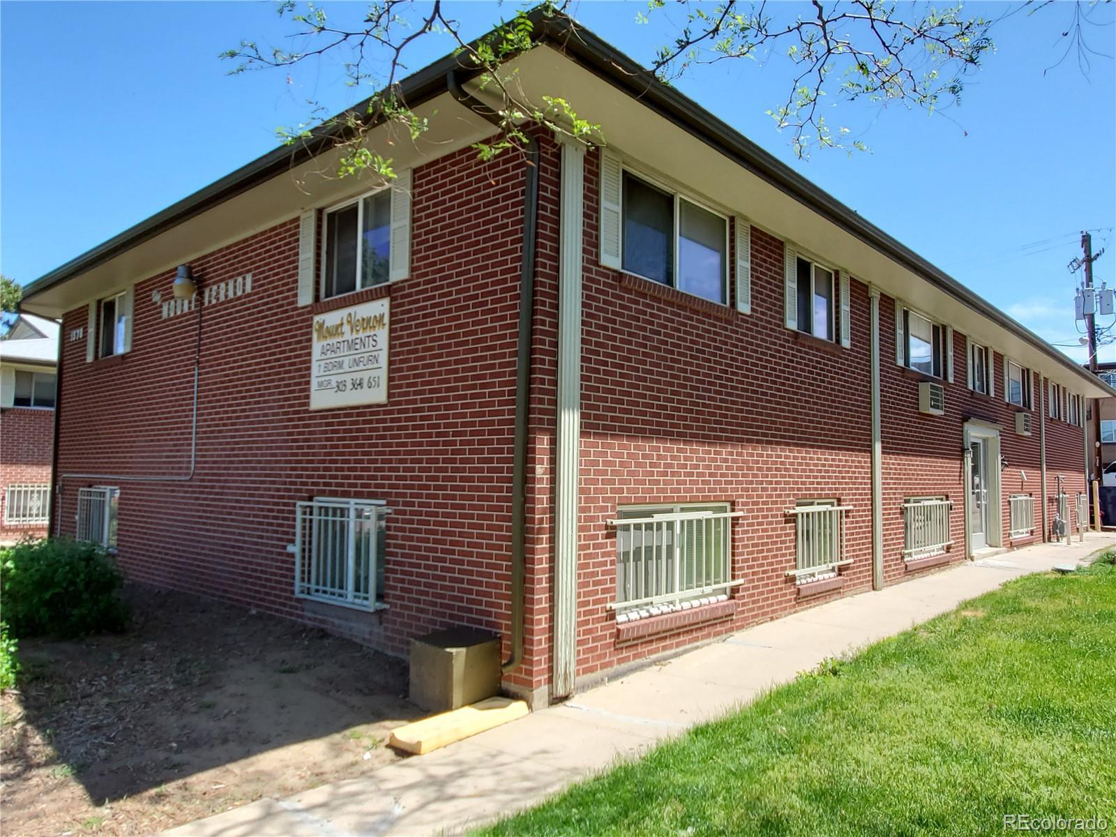 1578 Macon Street Property Photo - Aurora, CO real estate listing