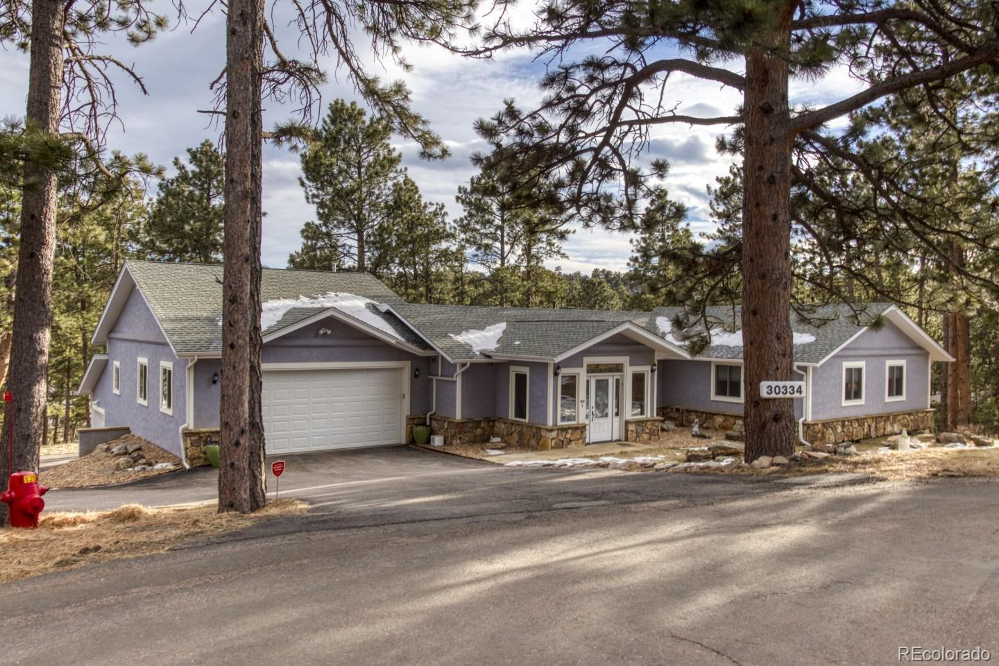 30334 Inverness Lane, Evergreen, CO 80439 - Evergreen, CO real estate listing