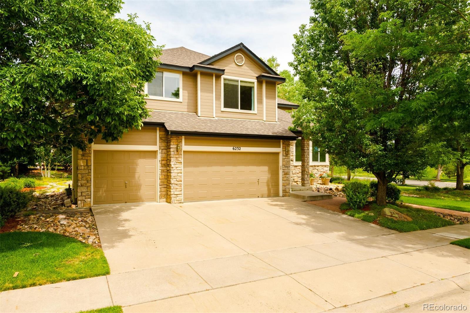 6232 Umber Street Property Photo - Arvada, CO real estate listing