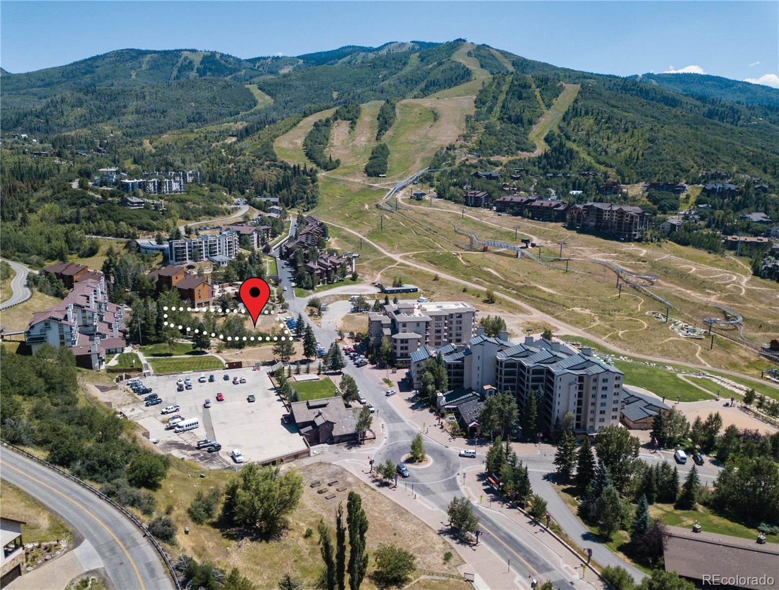 Ski Time Square Drive Property Photo - Steamboat Springs, CO real estate listing