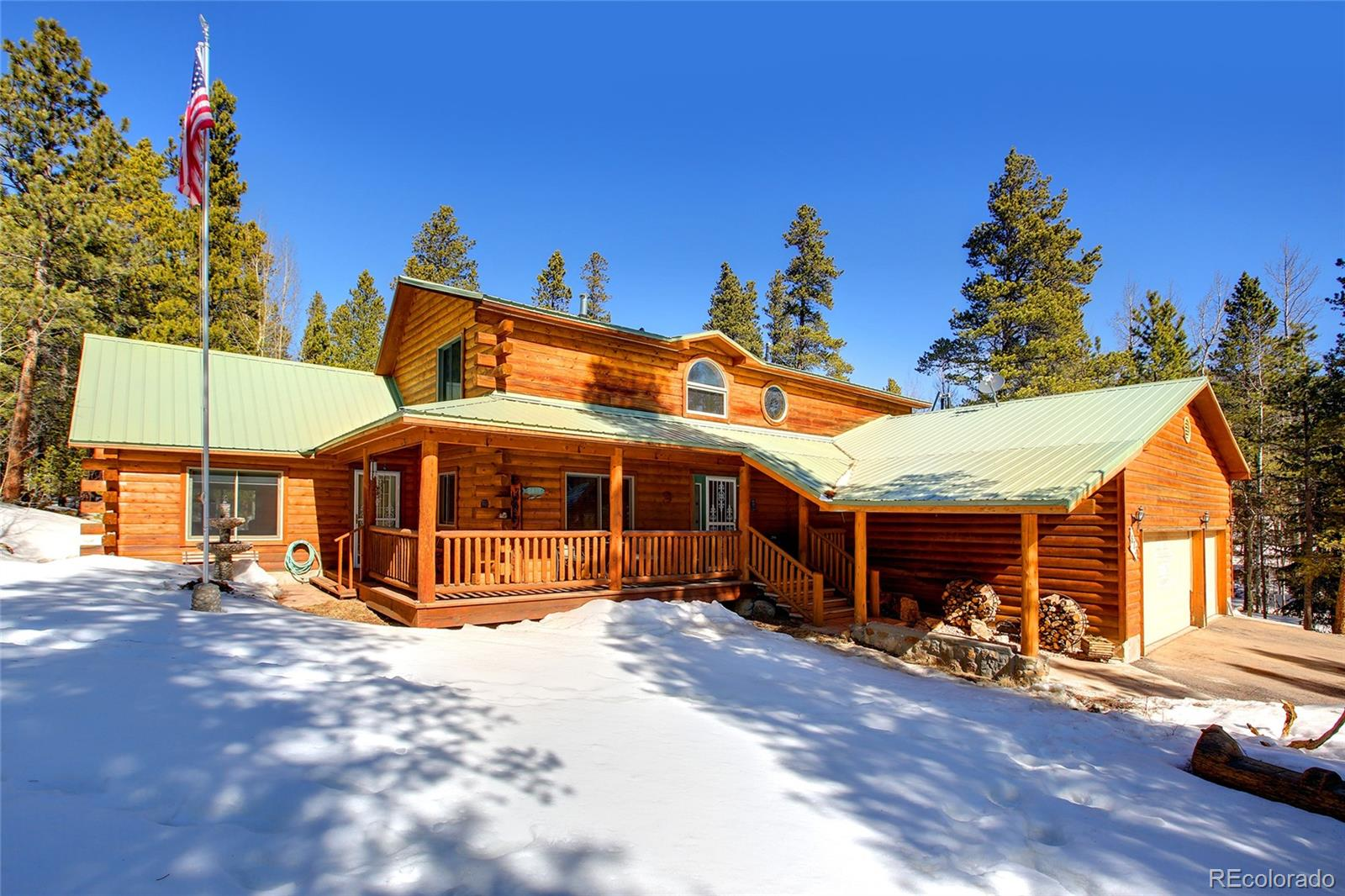 673 Foxtail Circle Property Photo - Black Hawk, CO real estate listing