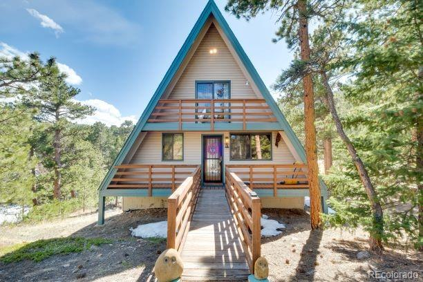 200 Rockledge Circle Property Photo - Lyons, CO real estate listing