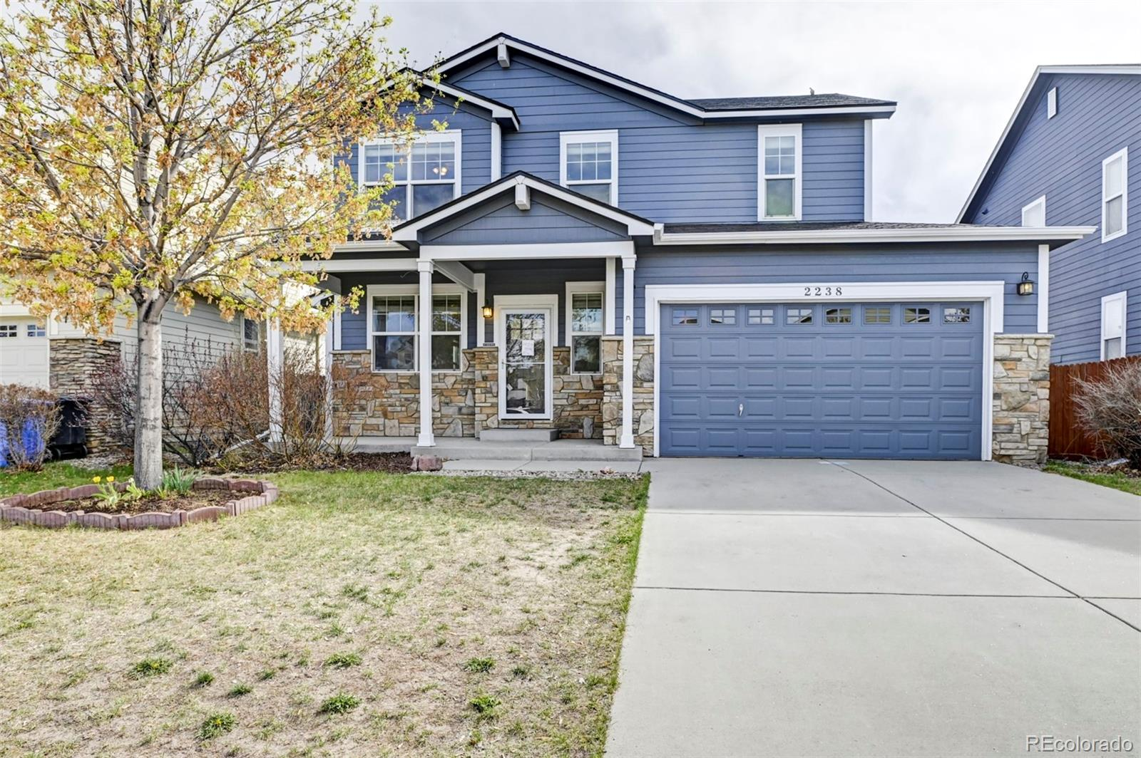 2238 Riverwalk Parkway Property Photo - Colorado Springs, CO real estate listing