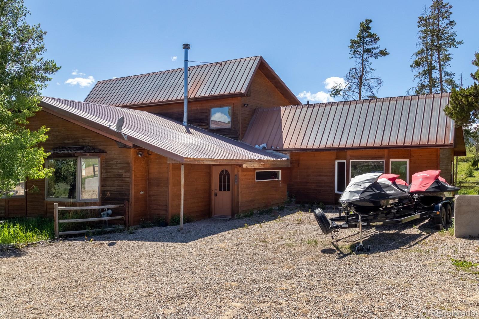600 GCR 4480 Property Photo - Grand Lake, CO real estate listing