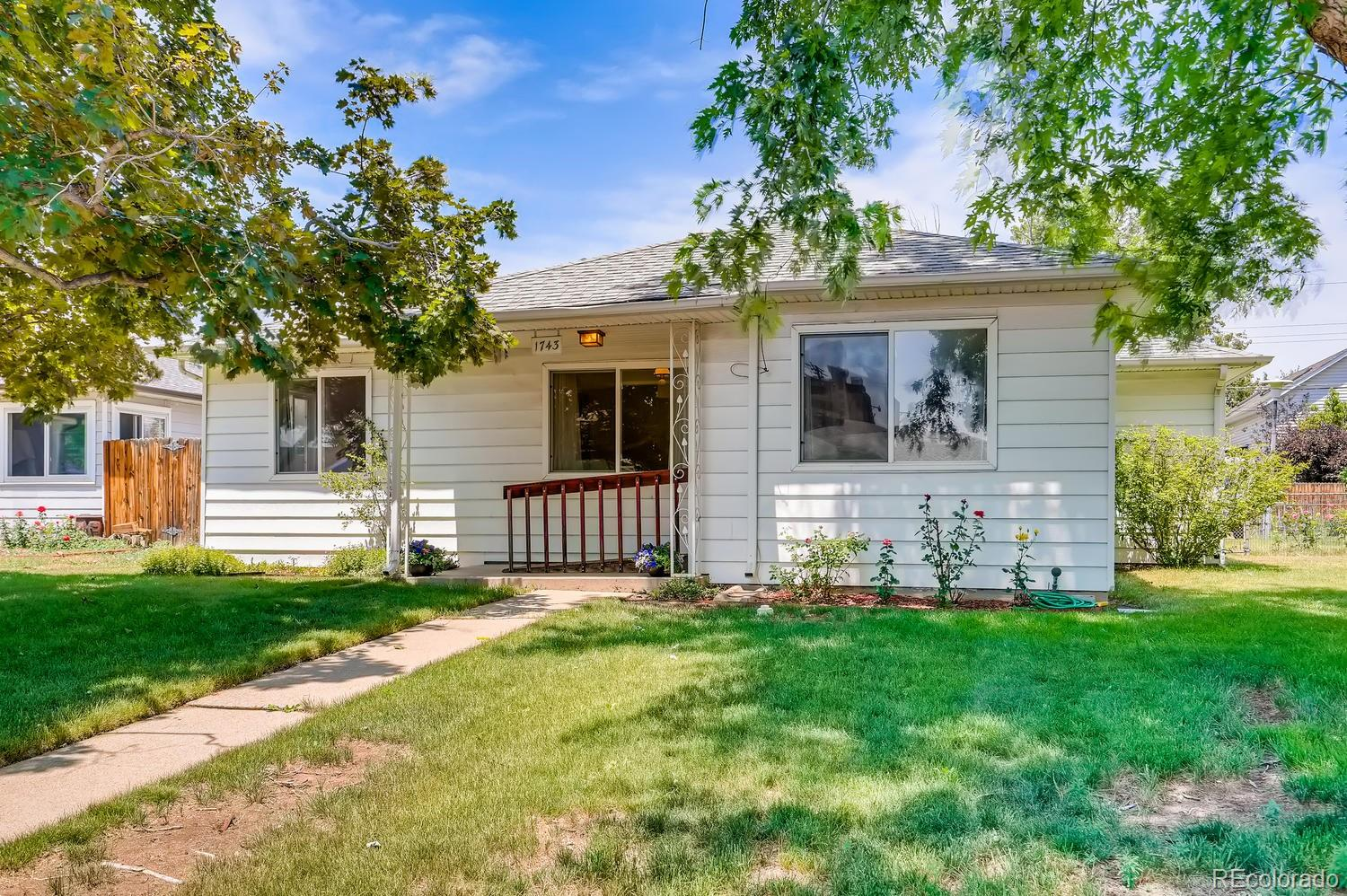 1743 W Tennessee Avenue Property Photo - Denver, CO real estate listing