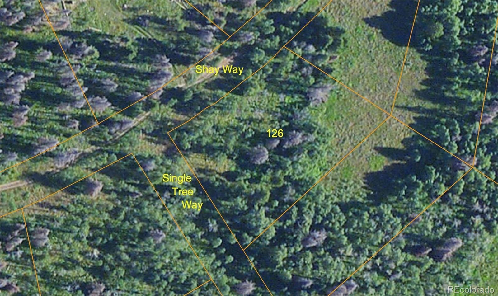 Single Tree Way Property Photo - Oak Creek, CO real estate listing