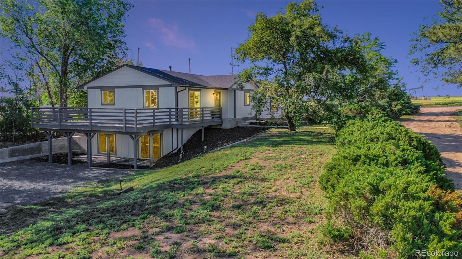 4995 County Road 32 Property Photo - Mead, CO real estate listing