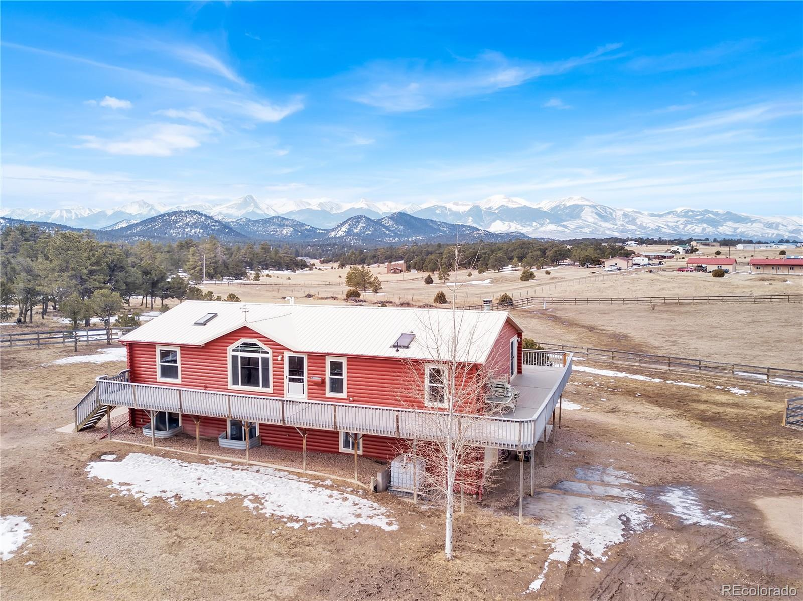 169 Blazing Saddle Trail Property Photo - Cotopaxi, CO real estate listing