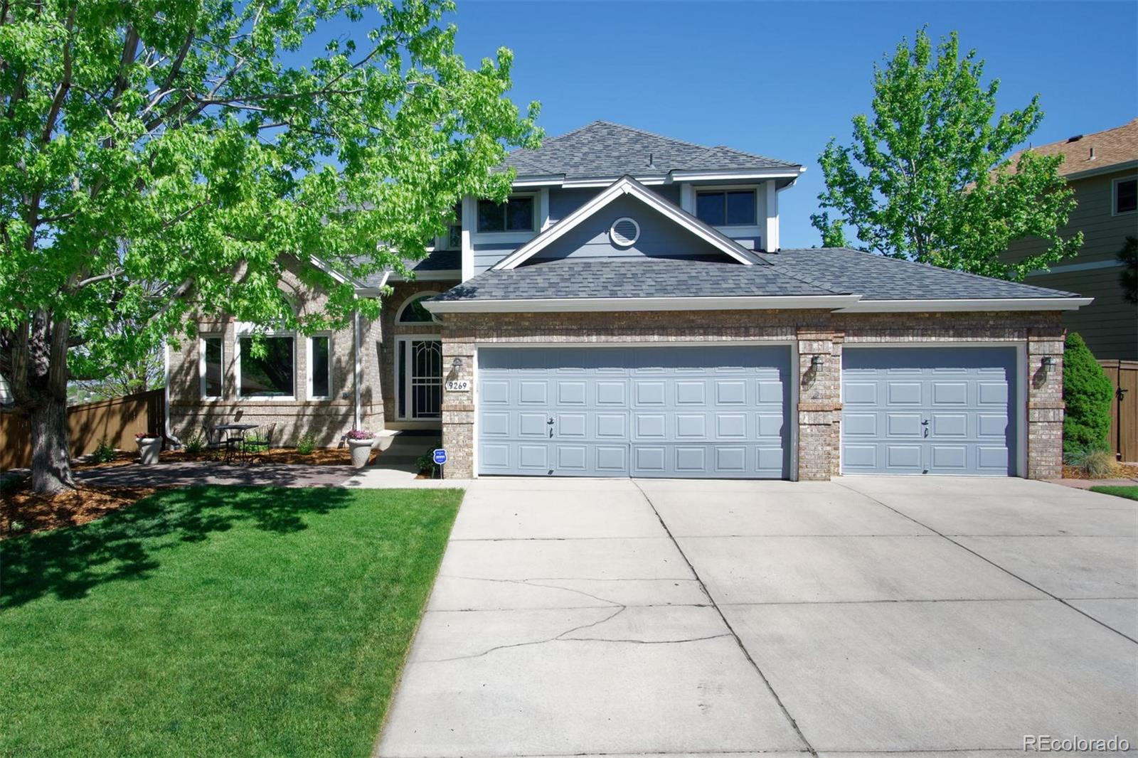 9269 Cornell Circle Property Photo - Highlands Ranch, CO real estate listing