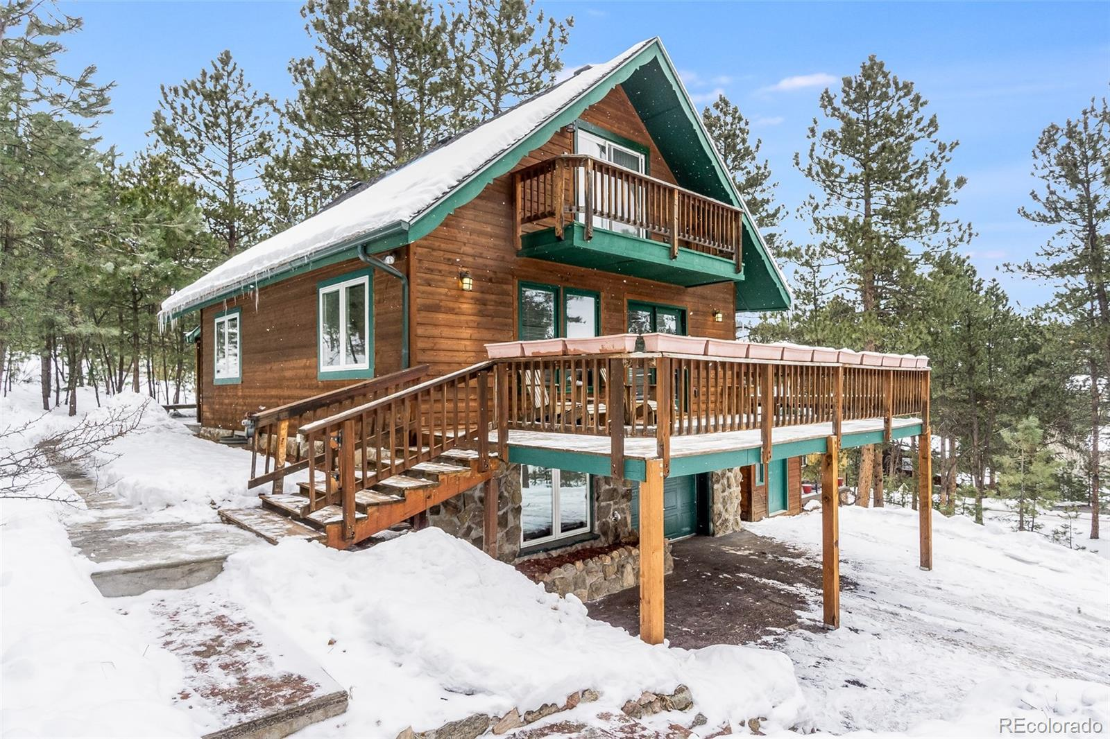 30078 Carriage Loop Drive, Evergreen, CO 80439 - Evergreen, CO real estate listing