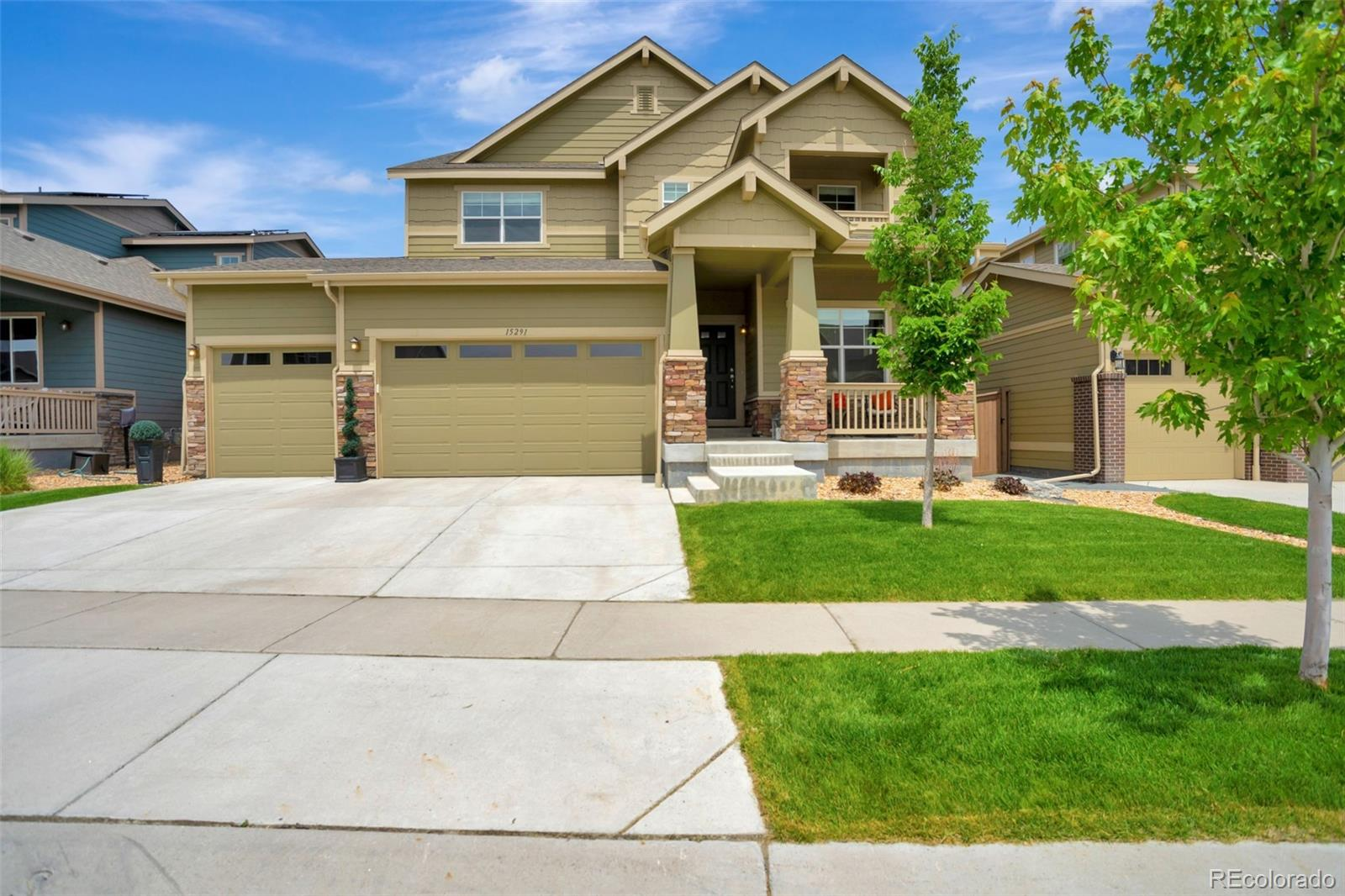 15291 W 50th Avenue Property Photo - Golden, CO real estate listing