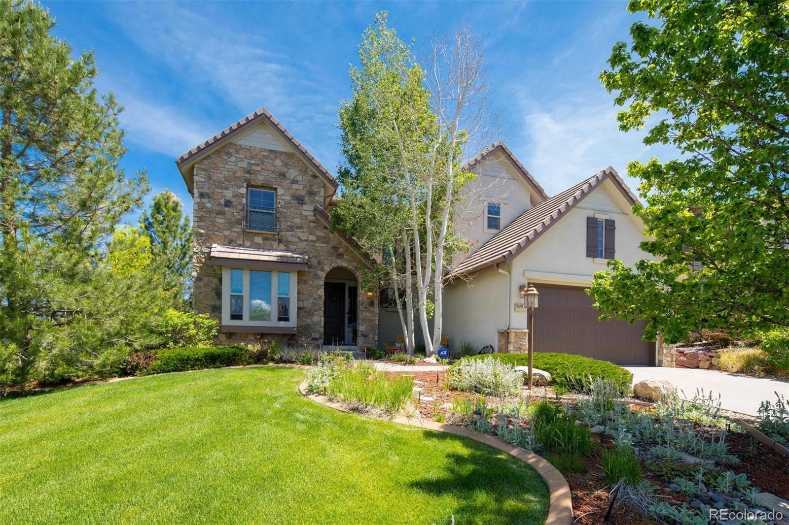 9691 Sunset Hill Place Property Photo - Lone Tree, CO real estate listing