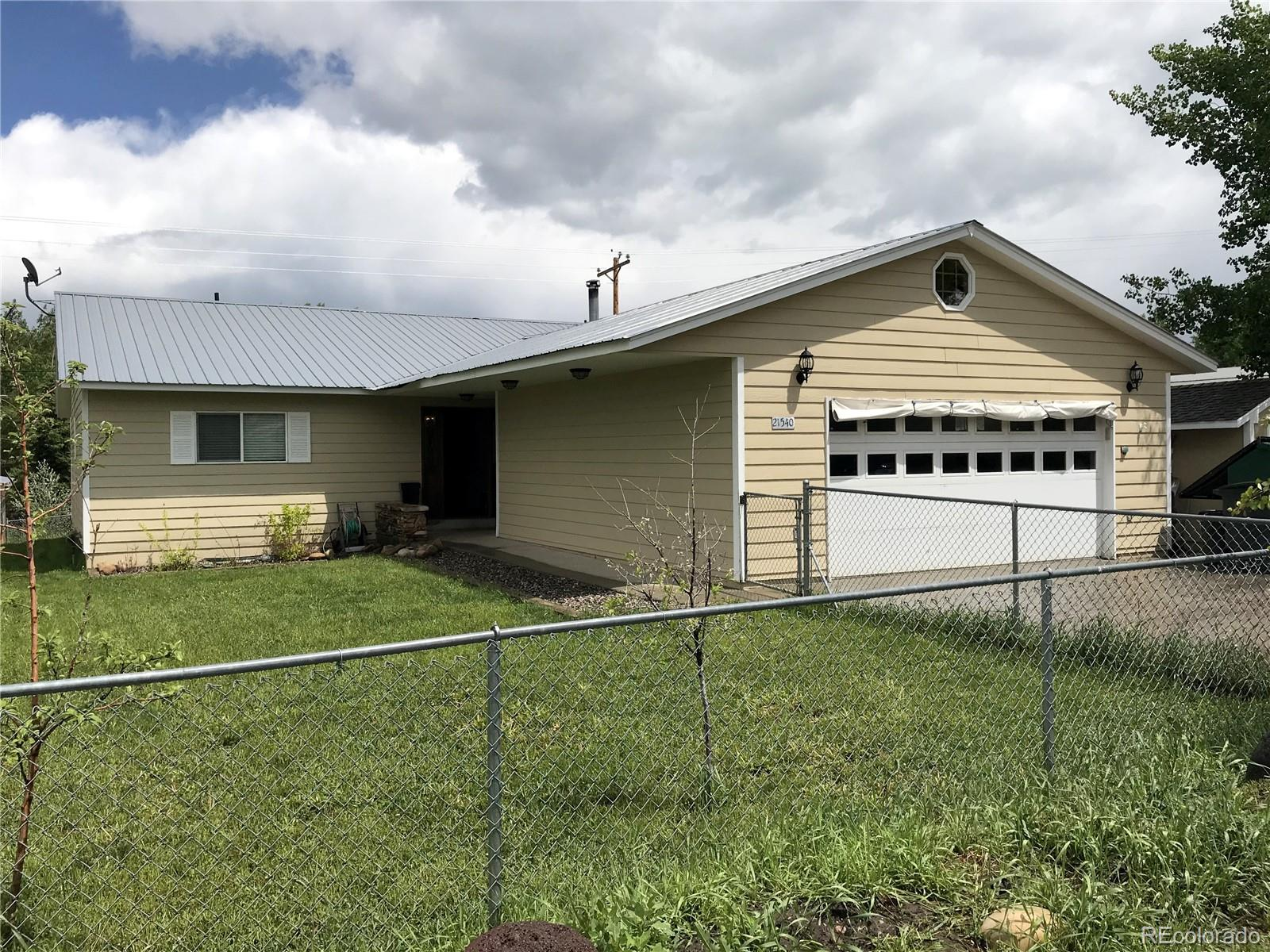 21540 4th Avenue, Phippsburg, CO 80469 - Phippsburg, CO real estate listing