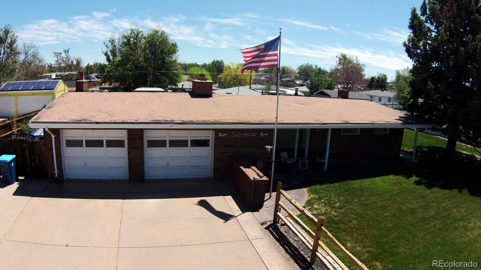 6110 Ivanhoe Street Property Photo - Commerce City, CO real estate listing
