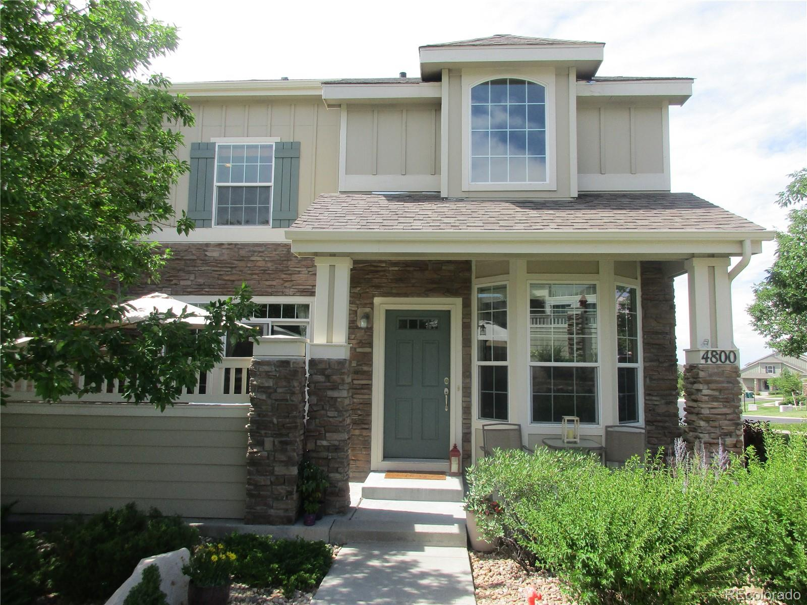 4800 Raven Run Property Photo - Broomfield, CO real estate listing