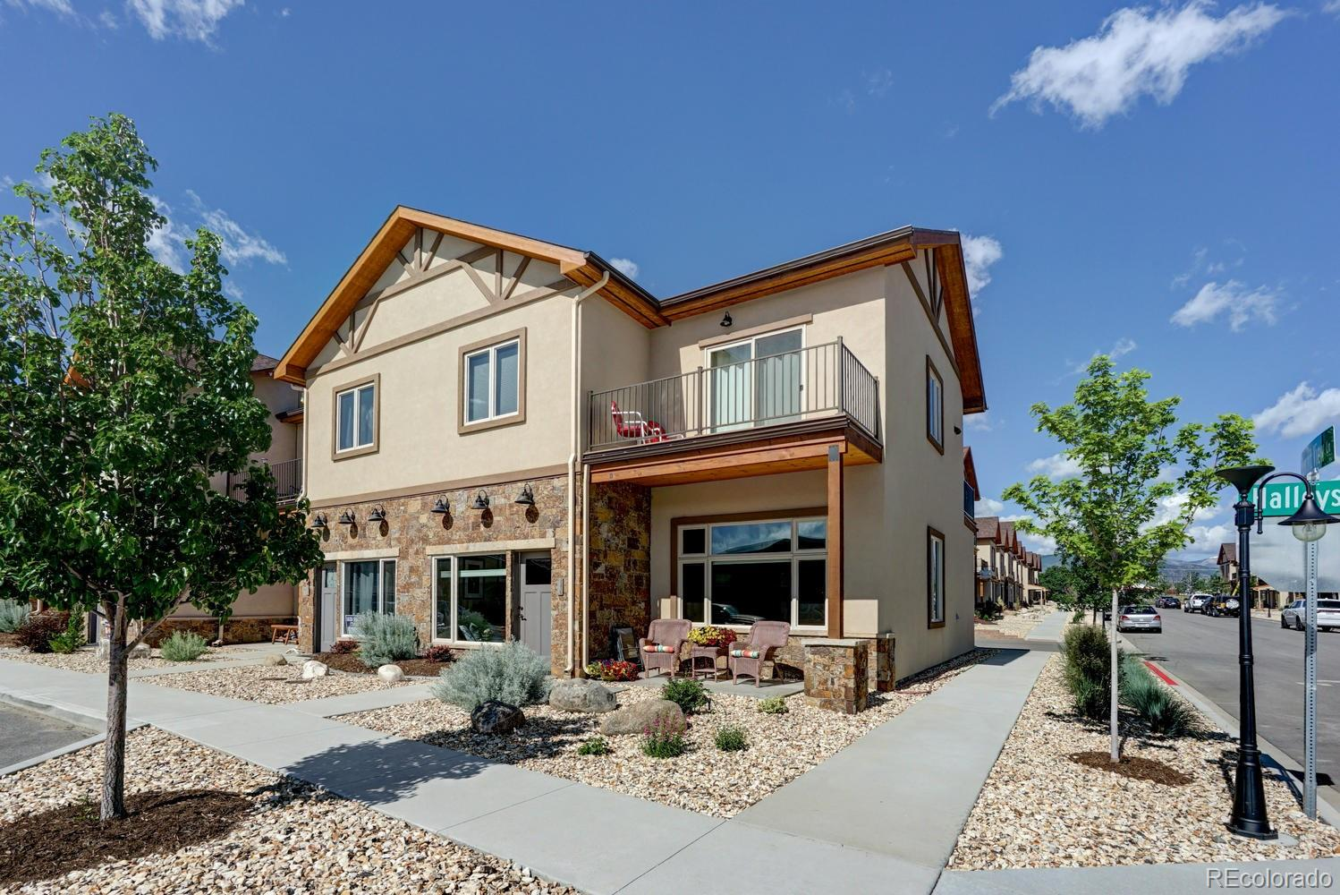 121 Halley's Avenue #D Property Photo - Poncha Springs, CO real estate listing