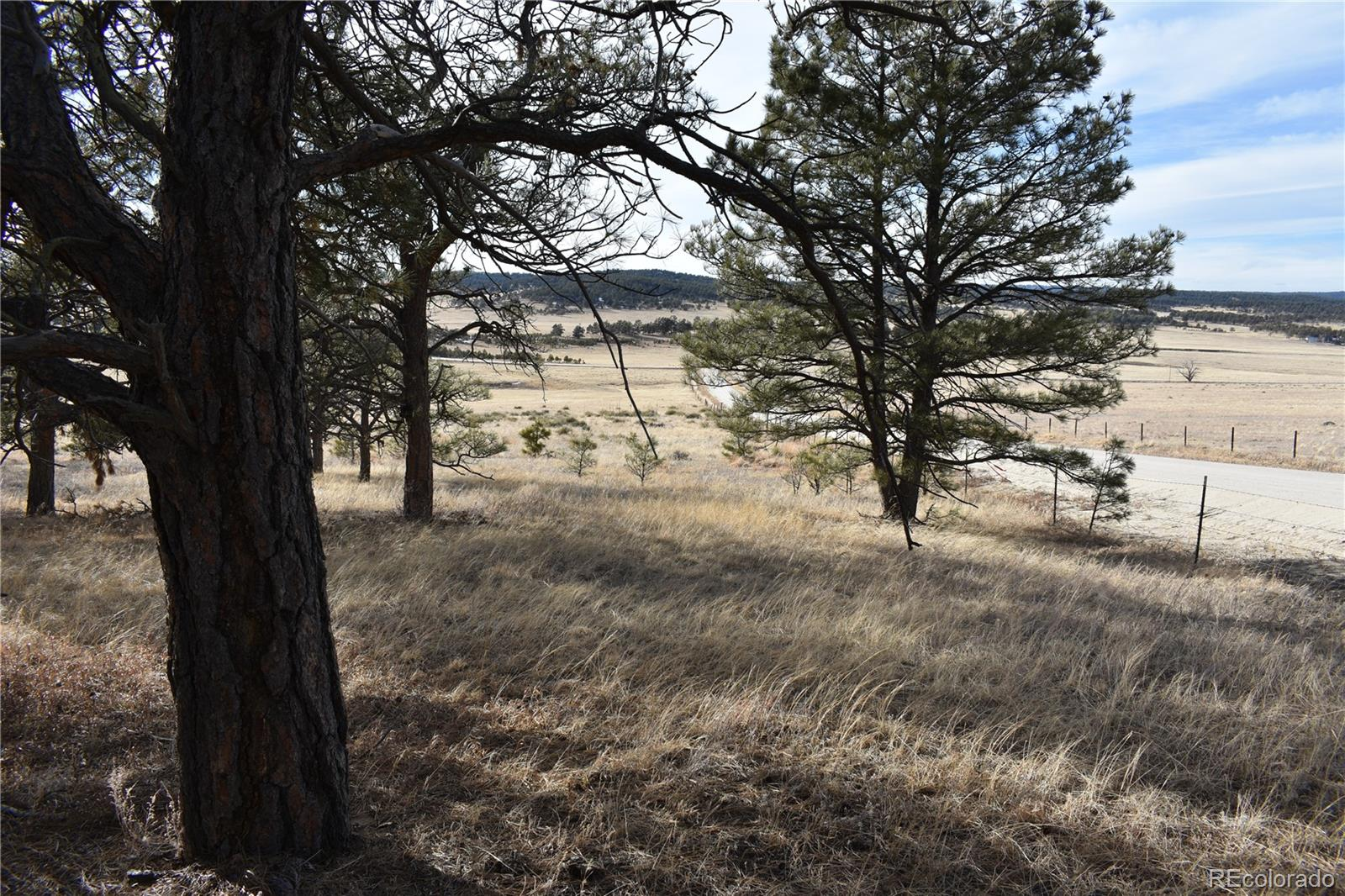 CO 78 Road Property Photo - Calhan, CO real estate listing
