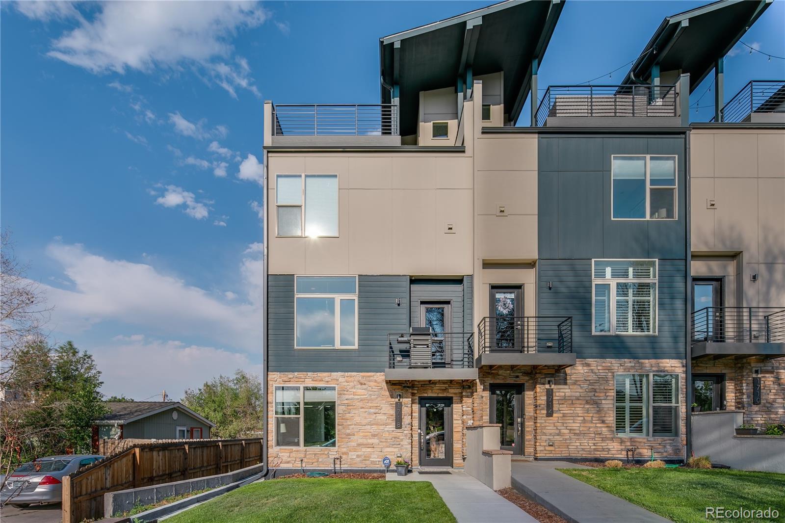 1718 Fenton Street Property Photo - Lakewood, CO real estate listing