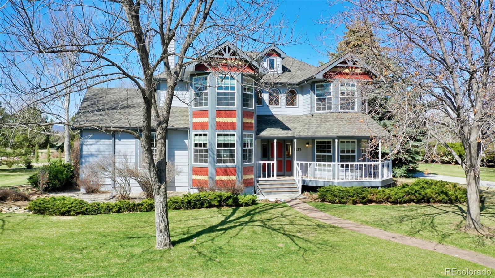 8213 Bruns Drive Property Photo - Fort Collins, CO real estate listing
