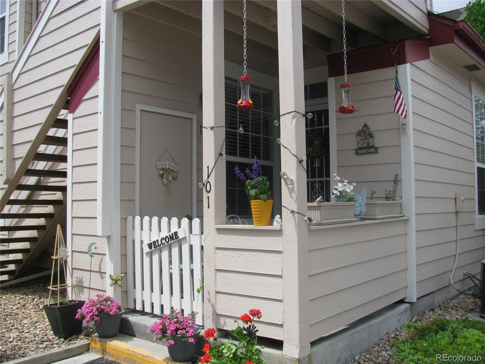 8377 S Upham Way #101 Property Photo - Littleton, CO real estate listing