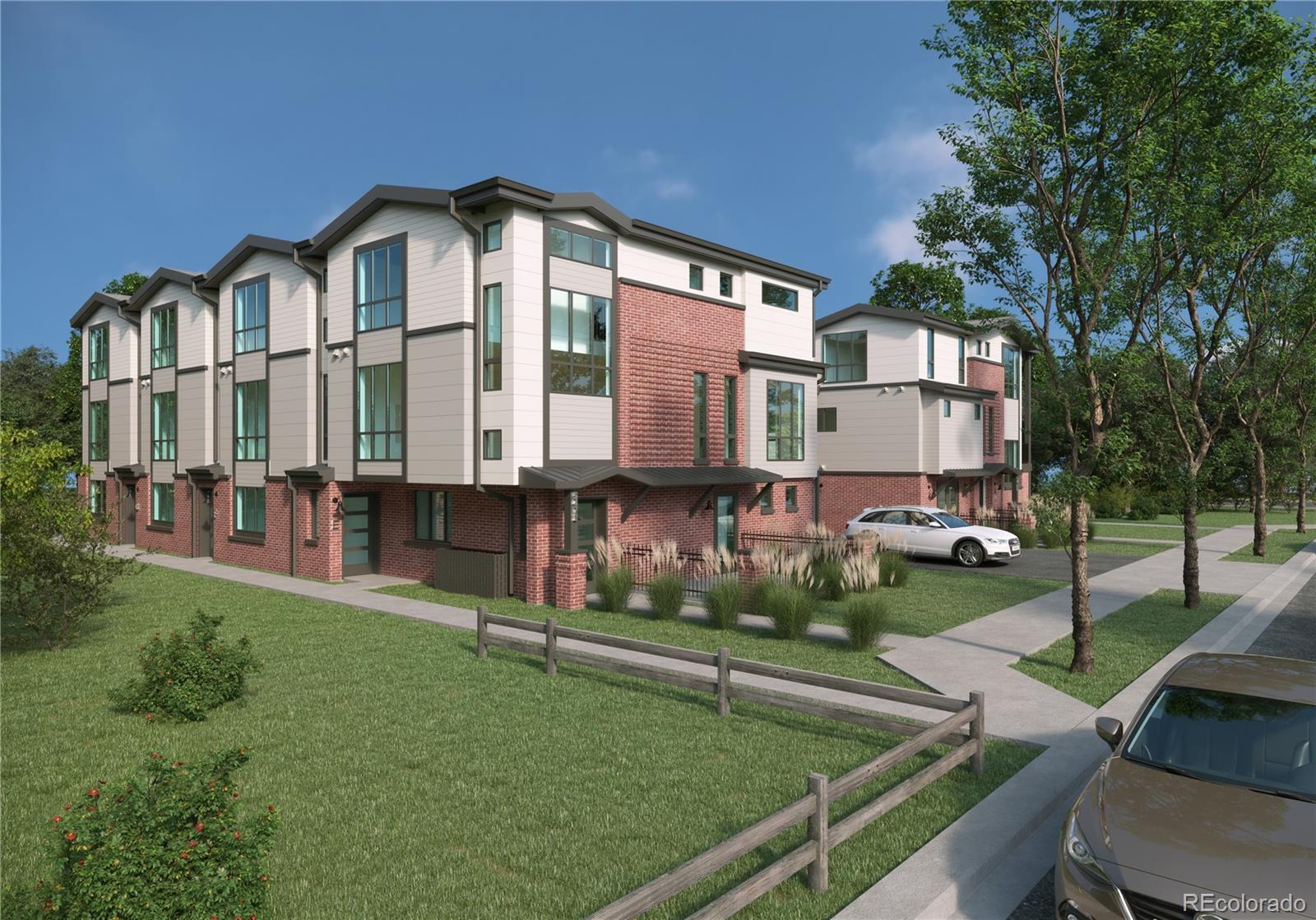 5472 S Nevada Street #B Property Photo - Littleton, CO real estate listing