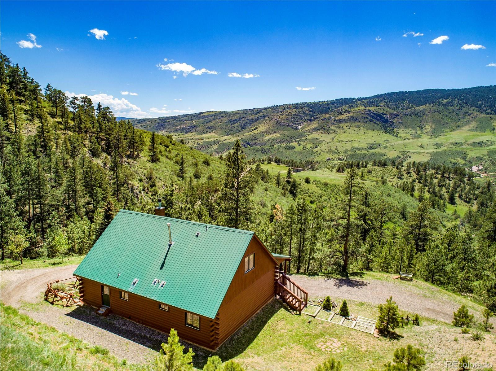 15076 Red Canyon Ranch Road Property Photo - Loveland, CO real estate listing