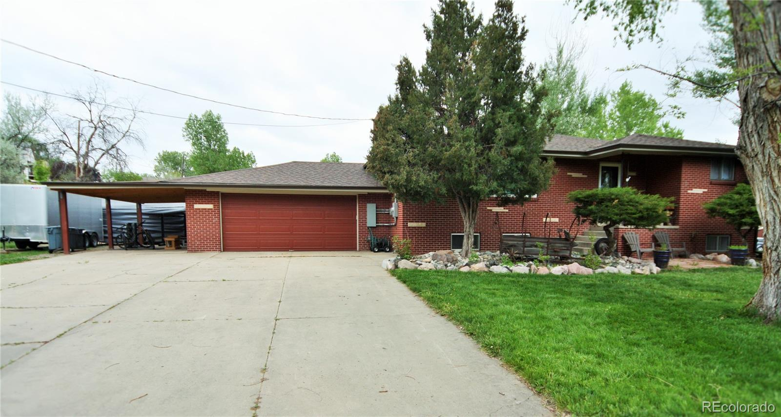 6790 Johnson Street Property Photo - Arvada, CO real estate listing