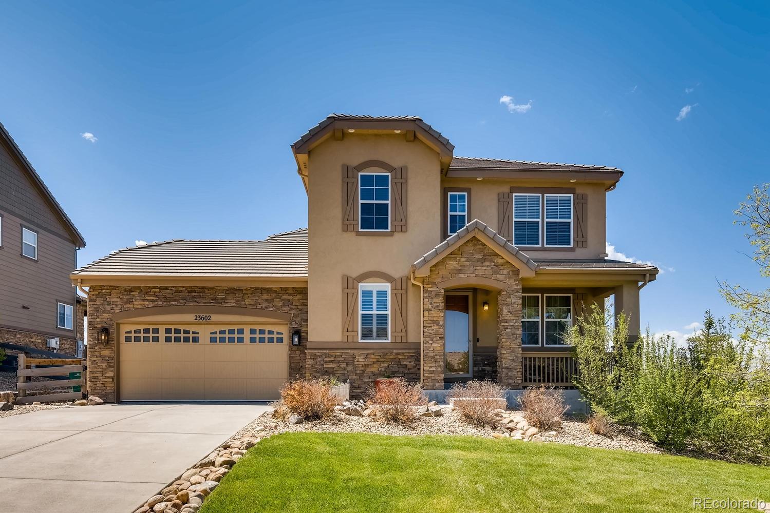 23602 E Briarwood Drive Property Photo - Aurora, CO real estate listing